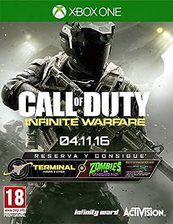 Call Of Duty: Infinite Warfare - Standard Edition D1