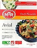 アビアル Avial 南インドの野菜、ヨーグルトとココナッツカレー