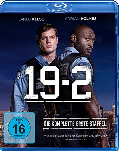 19-2 - Staffel 1 [Blu-ray]