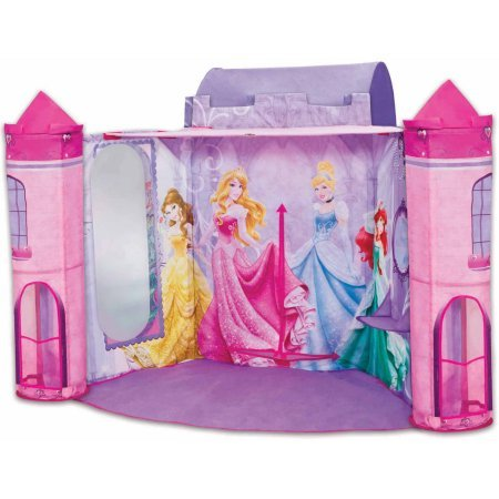 Disney Princess Salon Playhut Patented Twist N' Fold Technology (Tabletop Playhouses For Kids compare prices)