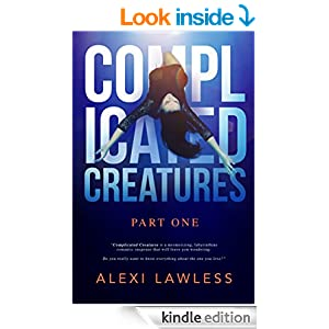 complicated creatures book cover