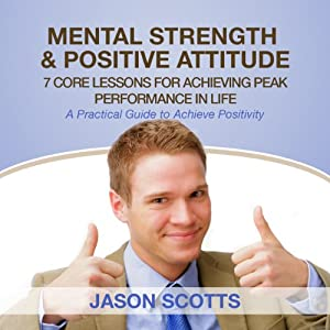 Mental Strength Positive Attitude Audiobook