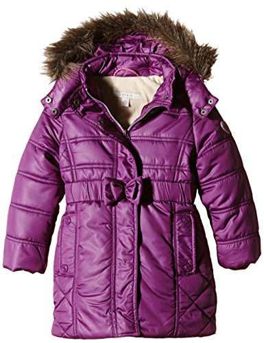 ESPRIT Mädchen Mantel Gr. 6 Jahre, Violett - Berry Purple