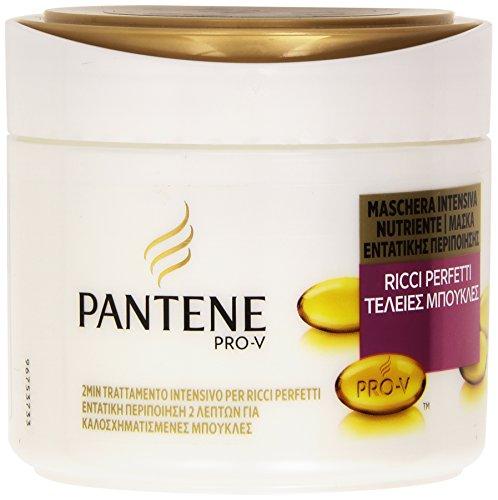 Pantene - Maschera Intensiva Nutriente, Ricci Perfetti - 300 ml