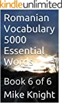 Romanian Vocabulary 5000 Essential Wo...