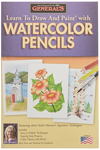 General pencil learn to draw and paint with watercolor for Learning to paint and draw