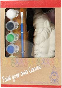 Paint Your Own Gnome - Gnome Sleepy