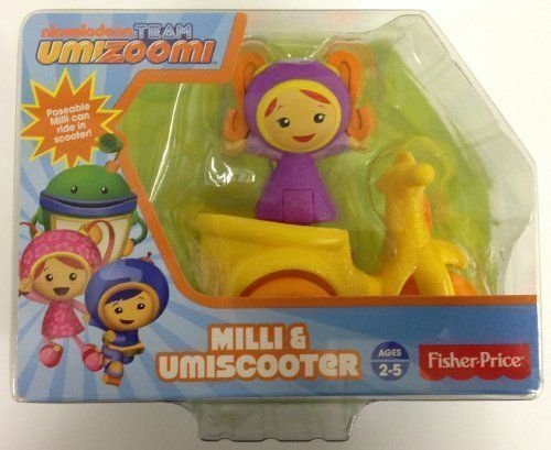 Fisher-Price Team Umizoomi Milli and Scooter - 1
