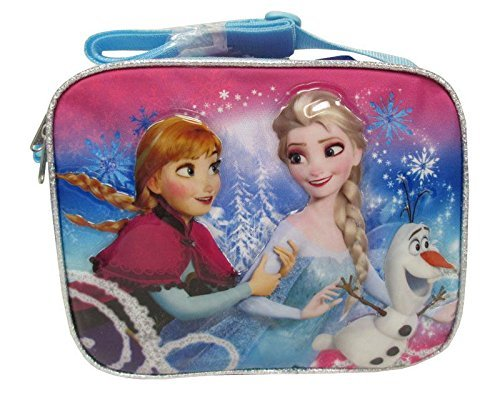 Disney Frozen Elsa & Anna Lunch Box - BRAND NEW - Licensed product - 1