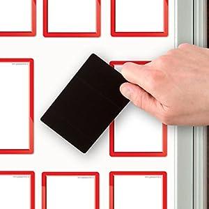 StoreSMART - Smart Magnetic Cards - Variety 40-pack - SMC3X5VP40