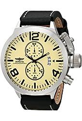 Invicta Men's 3449 Corduba Collection Oversized Chronograph Watch