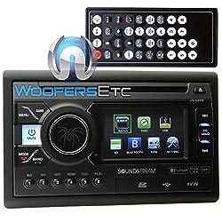 See VR-346B - Soundstream In-Dash 2-DIN 3.4