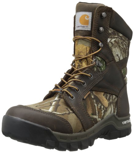 Carhartt Men's CMF8179 8 Inch Soft Toe Boot