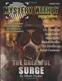 img - for Mystery Weekly Magazine: Aug 2016 (Mystery Weekly Magazine Issues) book / textbook / text book