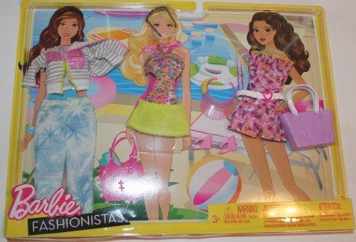 mattel barbie accessoriesday looks clothes