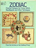 img - for Zodiac Charted Designs for Cross-Stitch, Needlepoint and Other Techniques (Dover needlework series) book / textbook / text book