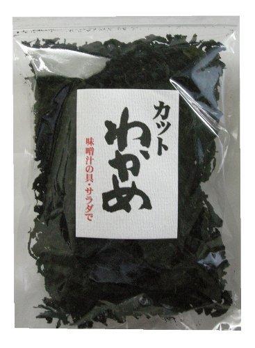 Dried Seaweed Nutrition