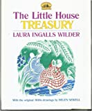 Image of The Little House Treasury: Little House in the Big Woods / Little House on the Prairie / On the Banks of Plum Creek