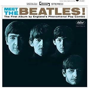 meet the beatles u album