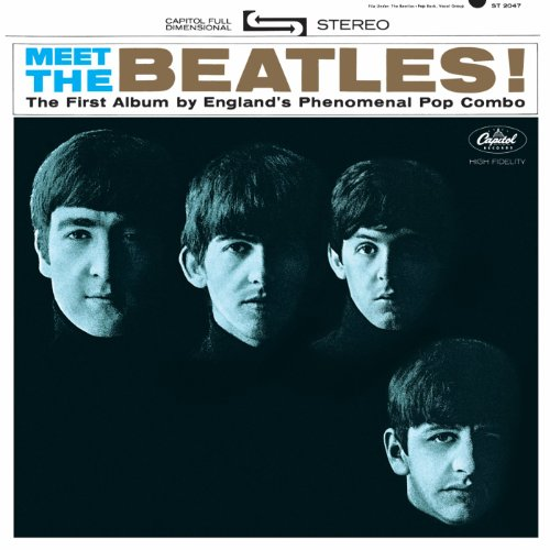 The Beatles-Meet The Beatles-REMASTERED-CD-FLAC-2014-DeVOiD Download