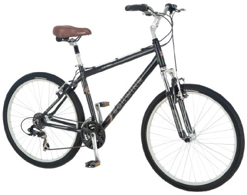 Schwinn Men's Suburban CS Comfort Bike, 26-Inch,