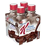 Kelloggs Special K Breakfast Shake, Chocolate Delight, 4 Count, 10 Ounce Bottles (Pack of 6)