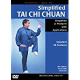 Simplified Tai Chi Chuan With Applications ~ Shou-Yu Liang