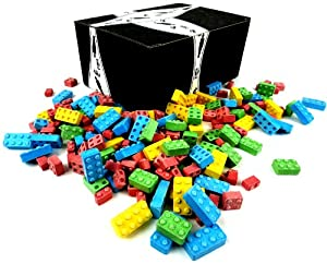 Candy Blocks, 2 lb Bag in a Gift Box by Cuckoo Luckoo™ Confections