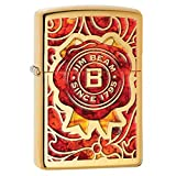 Personalized Message Engraved Customized Gift For Him For Her Jim Beam Zippo Lighter Indoor Outdoor Windproof Lighter (Style6)