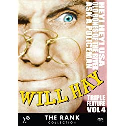 Will Hay Triple Feature VOL 4