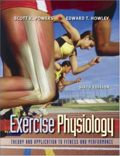 Exercise Physiology foundation year physics