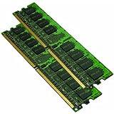 PNY OPTIMA 4GB (2x2GB) Dual Channel Kit DDR2 667 MHz PC2-5300 Desktop DIMM Memory Modules MD4096KD2-667