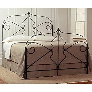 Amazon Marseille Bed By Charles P Rogers Twin