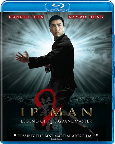 Cover art for  Ip Man 2 [Blu-ray]