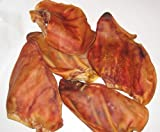 HDP Pig Ears Natural Dog Made in USA Case of 100