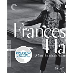 Frances Ha (Criterion Collection) BLU-RAY/DVD DUAL FORMAT EDITION