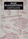 img - for Basic Blacksmithing: An Introduction to Toolmaking book / textbook / text book