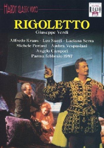 Rigoletto (A.Kraus) - Verdi - DVD