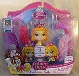 Disney Princess Palace Pets Fashion Tails Belle Teacup Doll