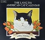 The Lang American Cat 2016 Calendar