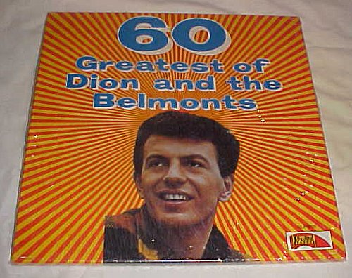 DION - 60 Greatest Of Dion And The Belmonts (New Never Opened) Box Set Record Vinyl Album Lp - Zortam Music
