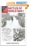 Battles of World War I (Vital Guide)