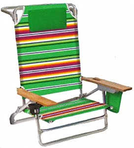 Deluxe Big Kahuna Beach Chair By Rio Extra Wide Tall Bed