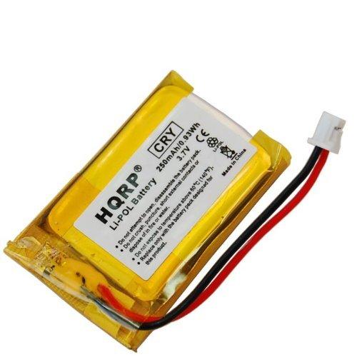 Hqrp Battery For Vxi Blue Parrott Xpressway, Blue-Parrot Xpress Bluetooth Wireless Headset, 933029310914 A1055404Aa, Parot, Parrot Plus Hqrp Coaster