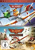 DVD Cover 'Planes + Planes 2 Doppelpack [2 DVDs]