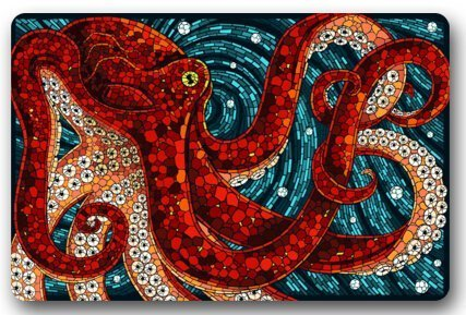 51p%2BDZDVnSL 20 Of Our Favorite Octopus Area Rugs