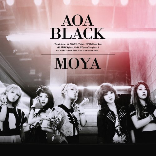 Aoa Black - AOA Single Album Vol. 3 - Moya
