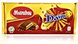 Marabou DAIM Swedish Milk Chocolate Mjolkchoklad Bar 200g. by Kraft Foods.
