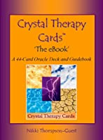 Crystal Therapy Cards (English Edition)