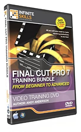 Final Cut Pro 7 Training Video. Beginner to Advanced